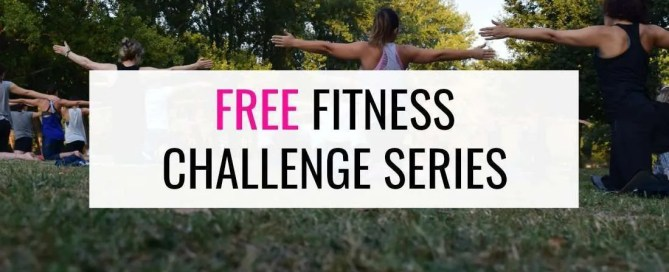 The free fitness challenge starts soon!