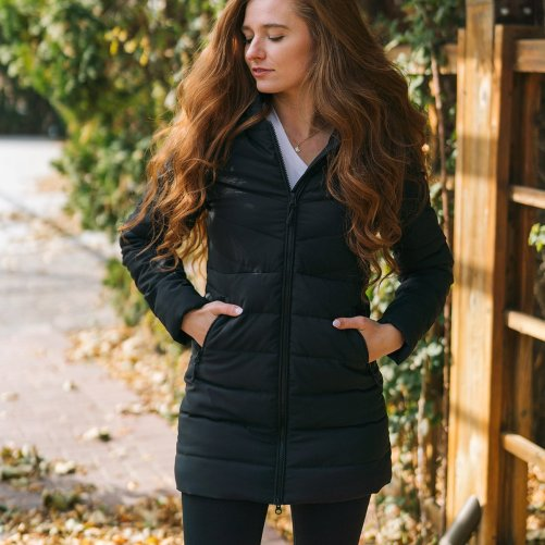 ZYIA new release Wednesdays featuring the puffy jacket