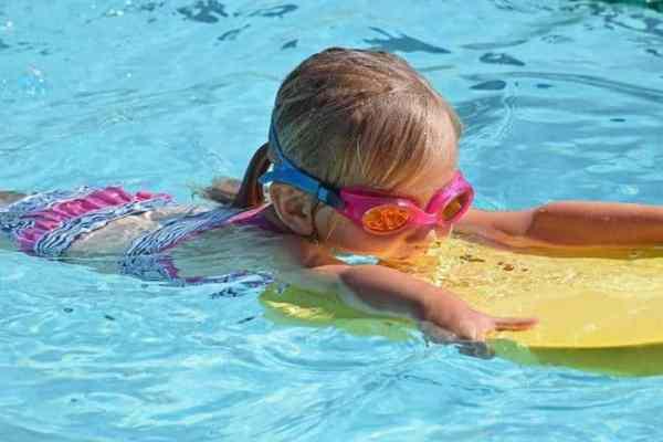 natation aqua plage