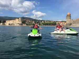 Randonnée à Collioure en Jet ski sans permis