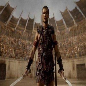 Spartacus caposele Spartaco nell'anfiteatro