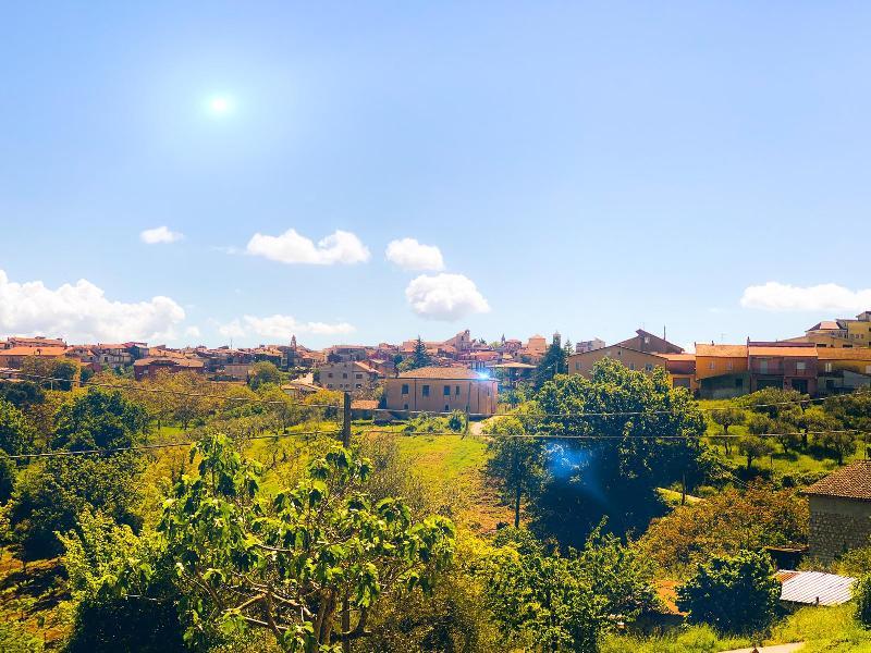 Panorama di Lapio