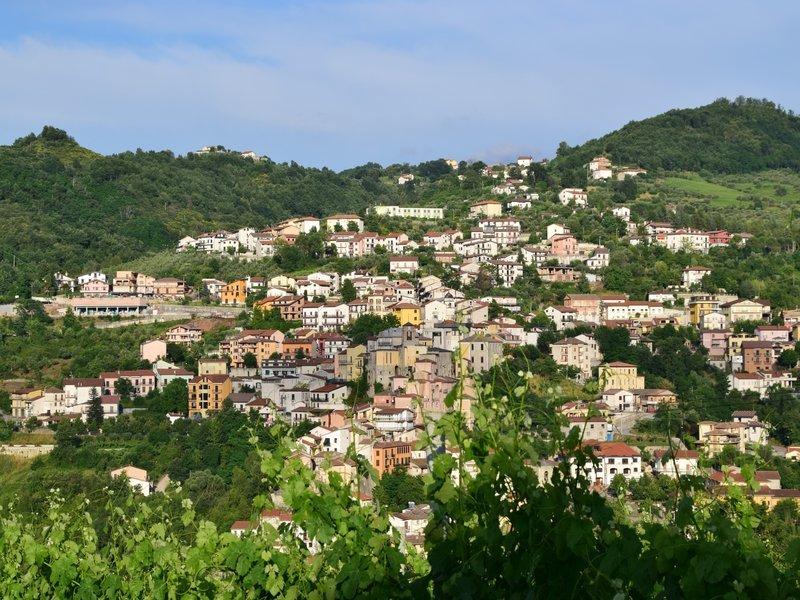 Paesaggio di Castelfranci