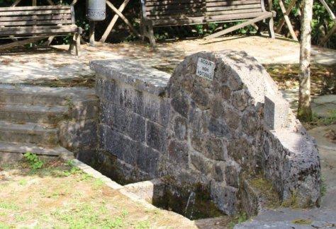 La fontana del Pisciricolo