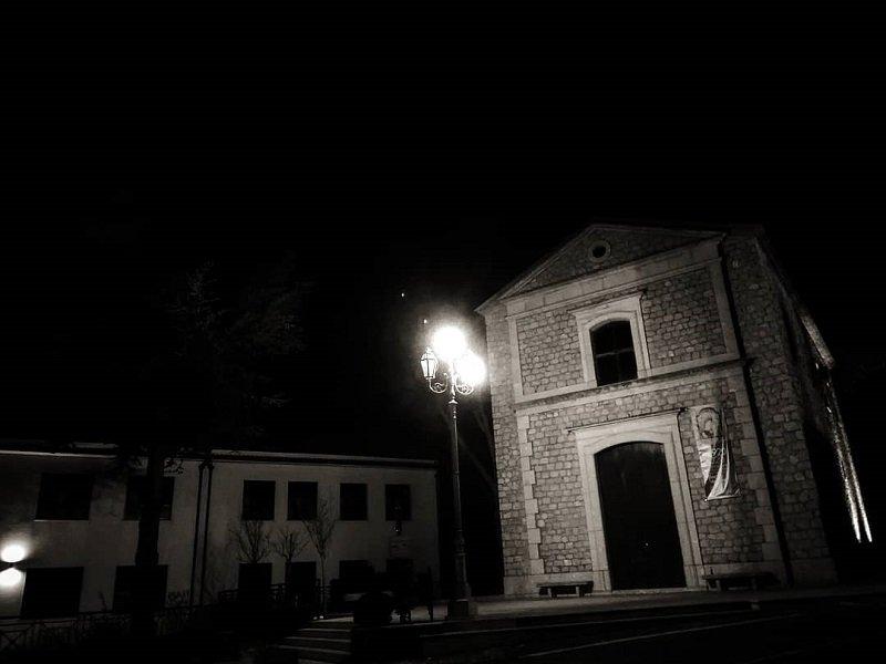Marciano di Frigento Chiesa di San Marciano in Frigento