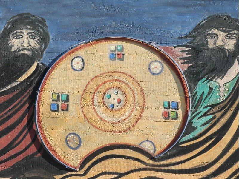 murale di Montecalvo