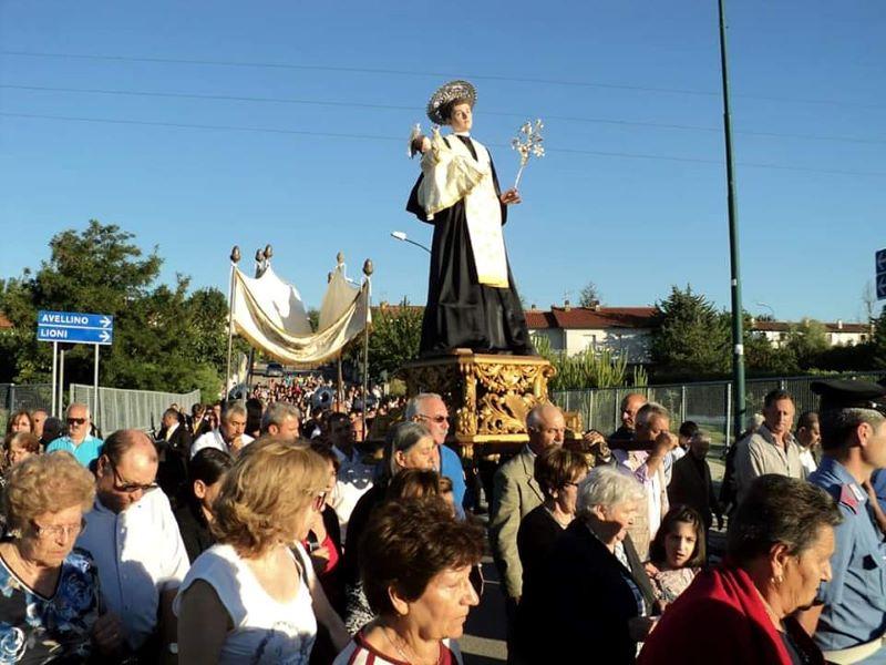 Torella devota Processione Sant'Antonio