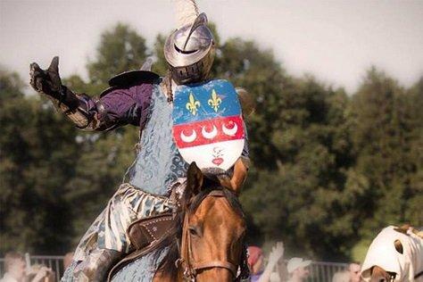 Cavaliere del Palio di San Martino
