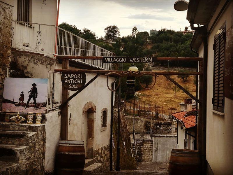 sapori antichi villaggio western