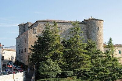 Zungoli Castello Irpinia World