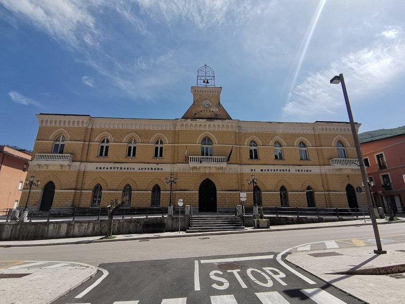 Orfanotrofio Loffredo di Monteforte Irpino
