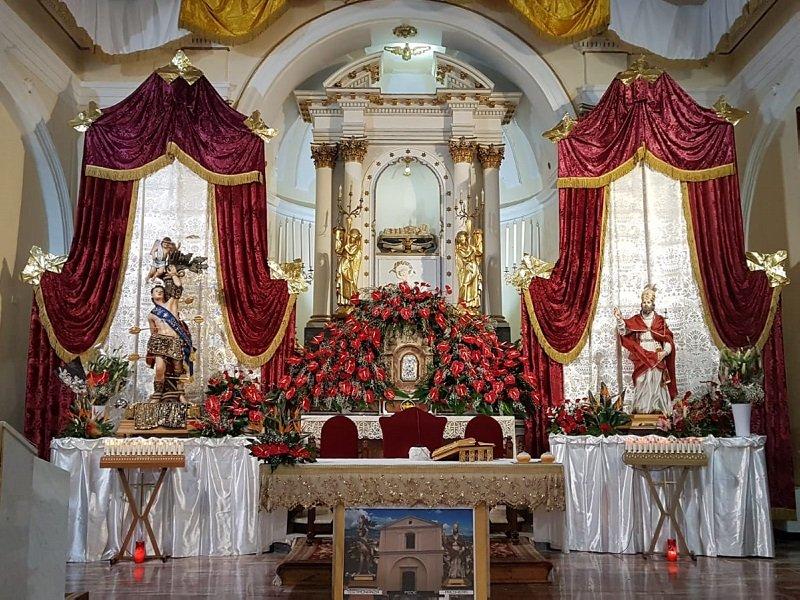 San Sebastiano e San Fabiano