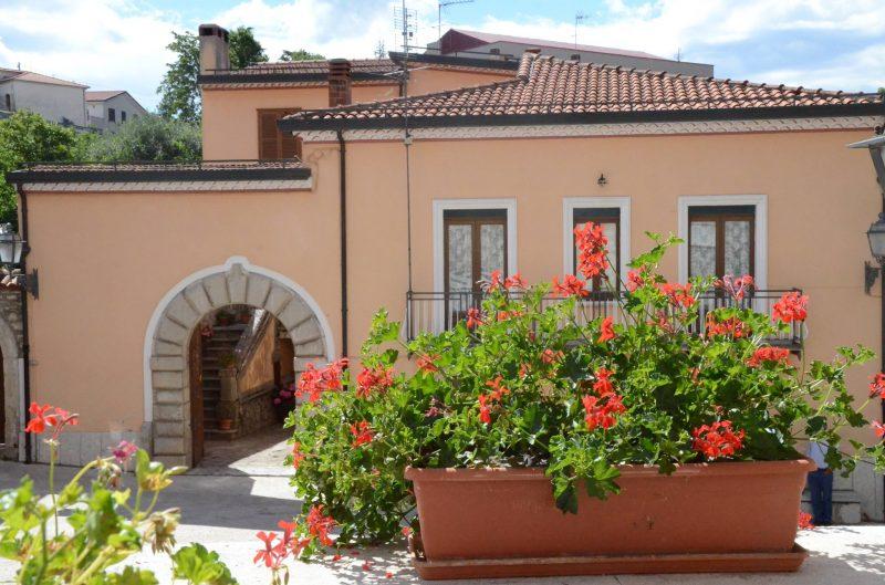 Rocca San Felice - Palazzo De Antonellis-Villani