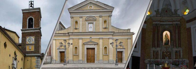 Chiesa matrice di S. Caterina V. e M.