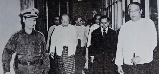 The Day Myanmar's Ex-Dictator Began to Engineer a Military ...