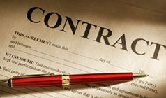 Tender & contract documentation