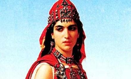 Dihya, la reine Berbère