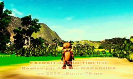 """""""Timlilit"""" Film d'animation kabyle"""