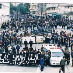 Chronologie du printemps berbère 1980