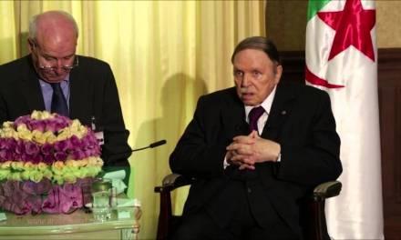 Vidéo Inédite: De nouvelles images choquantes de Bouteflika
