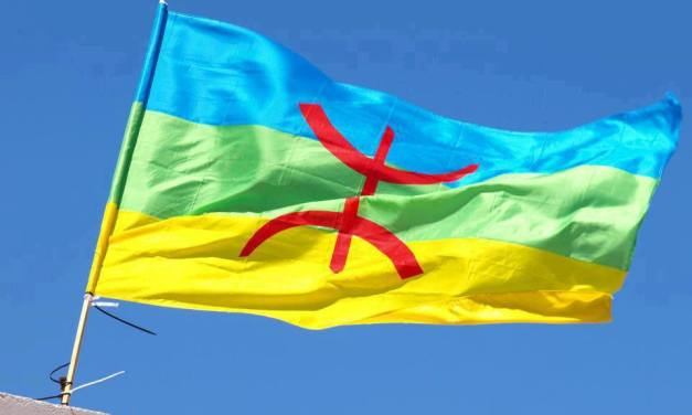 Le drapeau amazigh, quelle explication?