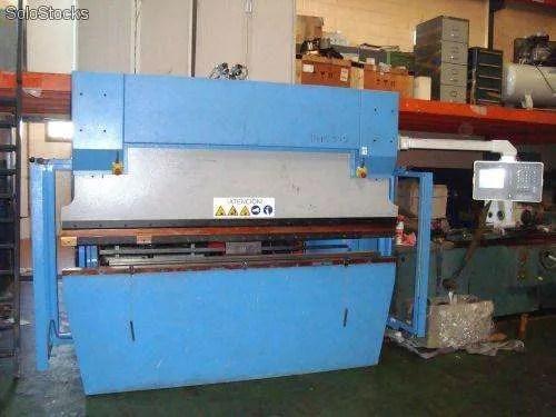 Plegadora Axial CNC 80 TN