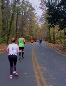 Over 40 Runner 10k west mountain hill run Hot Springs Arkansas runner Spak10k