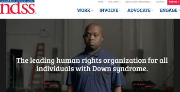 NDSS National Down Syndrome Society Athlete Ambassador