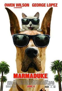 """Haurrentzako zinema: """"Marmaduke"""" @ Euskaldunon Biltoki"""