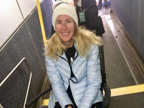 Camille Herron, 24-Hour World Record Holder, Interview ...