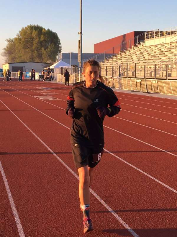 Courtney Dauwalter, 24-Hour American Record Holder, Interview