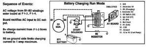 Need schematic drawing of Onan 3003763 circuit board