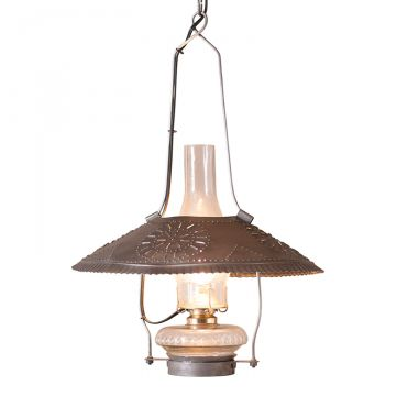 punched tin lighting irvin s tinware