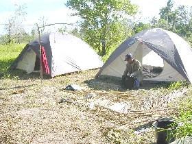 camping wisata alam