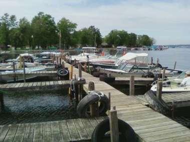 Full Docks