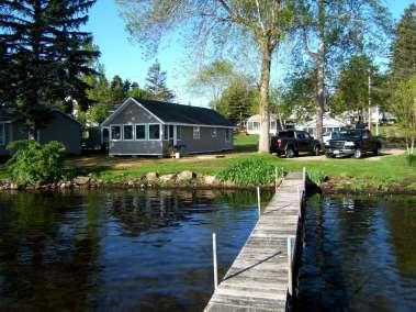 Lakefront Cottage #6