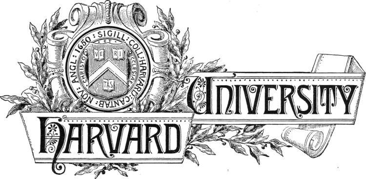 Harvard. Final Exams in Economics 1912-13