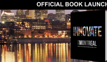 Innovate Montreal Official Book Launch
