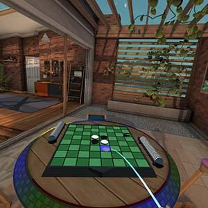 Oculus Roomで遊べるオセロ
