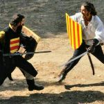 Taller coreogràfic Combat Medieval