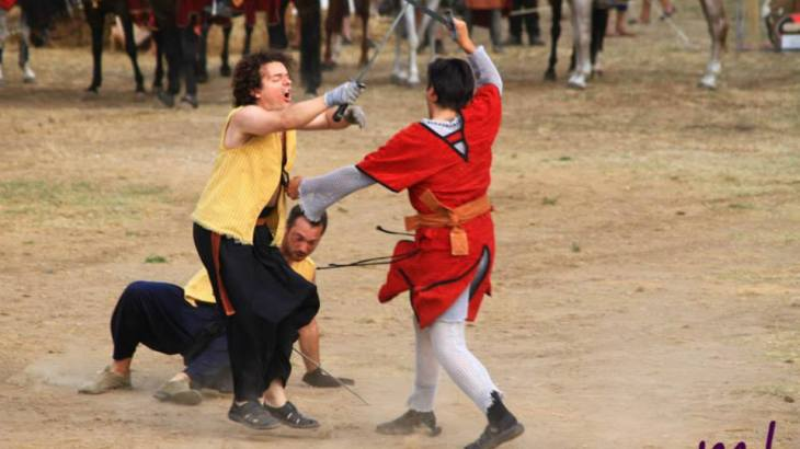 Combat Teatral medieval VILAMAGORE MEDIEVAL