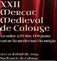 Mercat Medieval de Calonge @ Calonge | Calonge | Catalunya | Espanya
