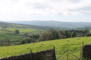 View from Isaac's Byre