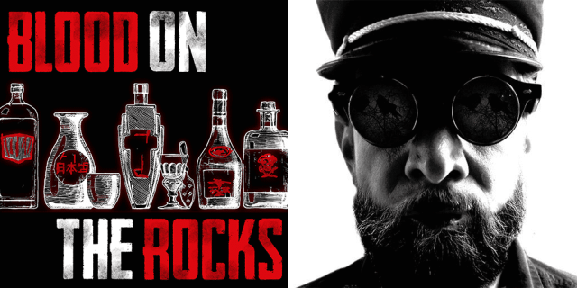 Isaac Thorne Appears on Blood On The Rocks
