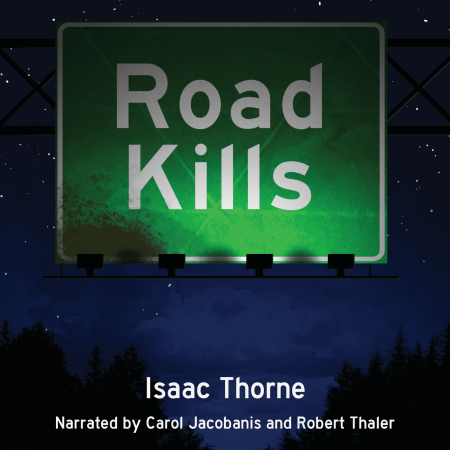Road Kills Audio Book Cover