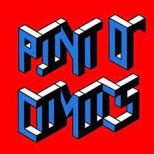 Pint O' Comics Logo