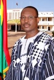 Yacouba Isaac Zida : Photo Officiel