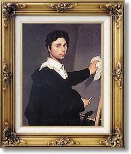 Ingres Self-Portrait