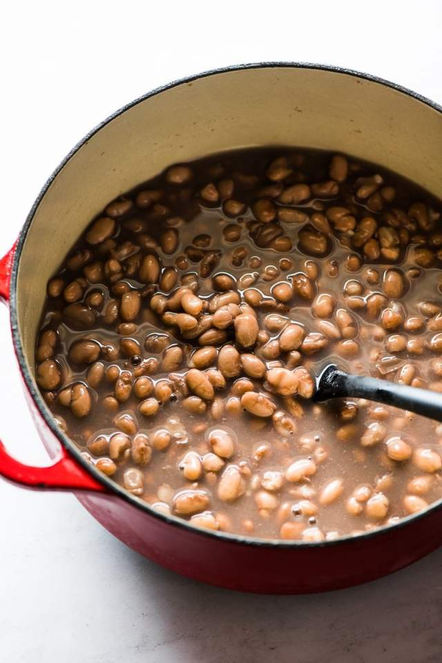 How to Cook Pinto Beans on the Stove - Isabel Eats