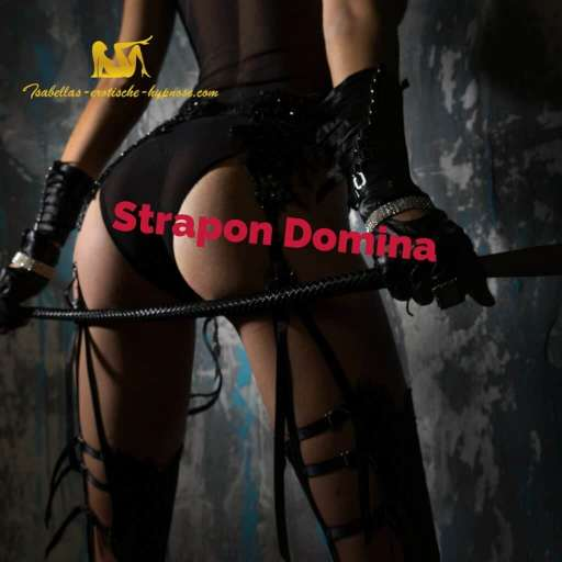 Strap On Domina erotische Hypnose